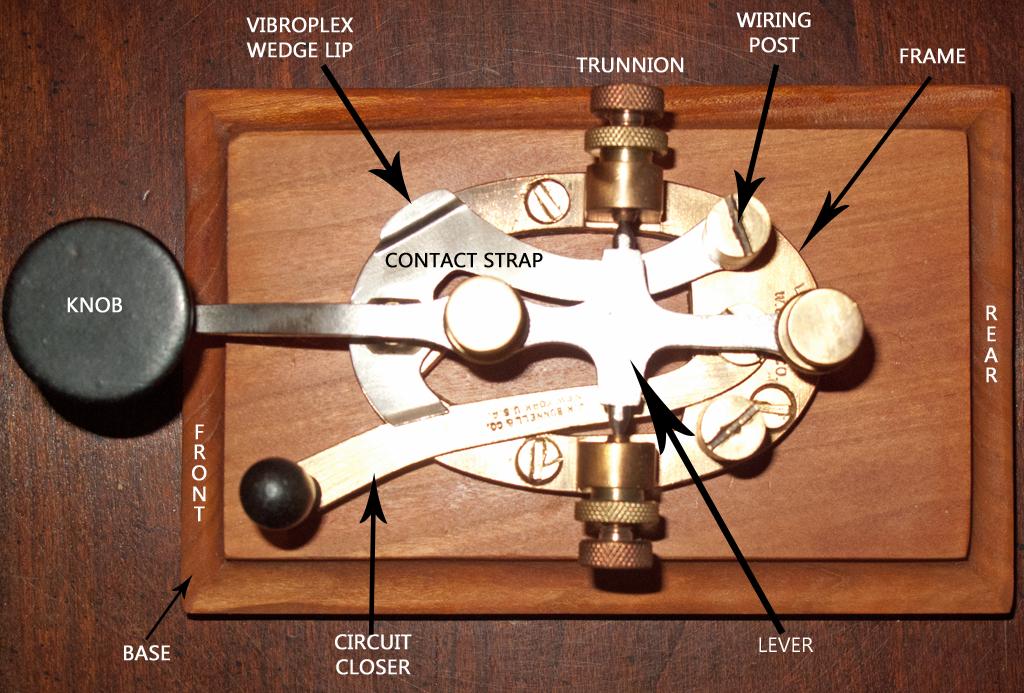 Wiring Diagram Telegraph Key : Photo gallery